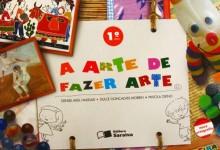 """Libro """"A Arte de fazer Arte"""""""