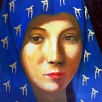 Udronotti su velo Antonello