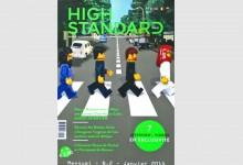 High Standard Magazine